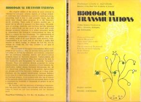 Transmutacja biologiczna - skąd się bierze wapń w jajkach? 4