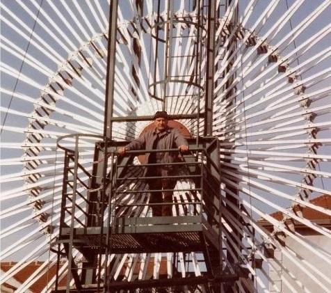 Koło grawitacyjne Aldo Costy 1