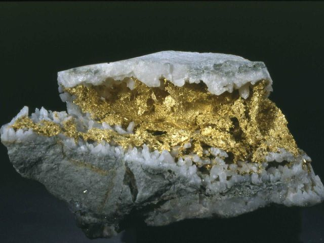 Jak powstaje samorodne złoto? 2