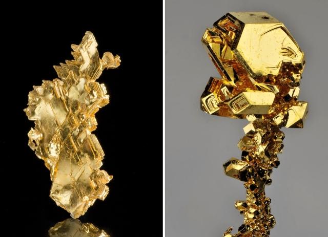 Jak powstaje samorodne złoto? 6